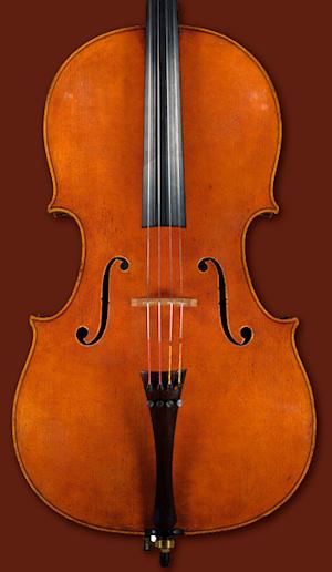 Montagnana Cello 23