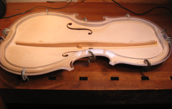 Fitting Bassbar
